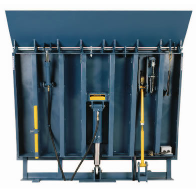 Hydraulic dock leveler overhead door Commercial Maintenance vertical dock leveler